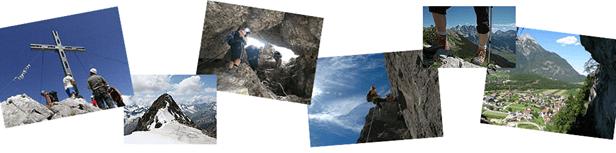 Bergsport Total Ehrwald - Zugspitz-Gipfelmotivation