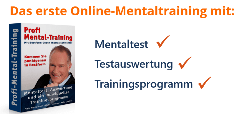 Bestform Sport Mental Coaching Vorteile