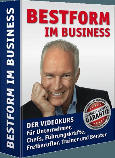 Bestform im Business von Thomas Schlechter