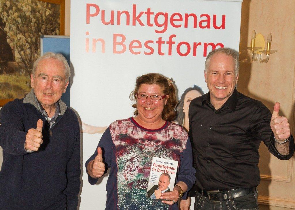 Gewinner in Garmisch Patenkirchen bei Thomas Schlechter
