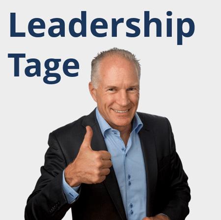 Leadership Tage mit Thomas Schlechter