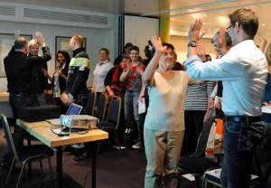 Live-Mentaltraining in Köln war ein riesiger Erfolg!