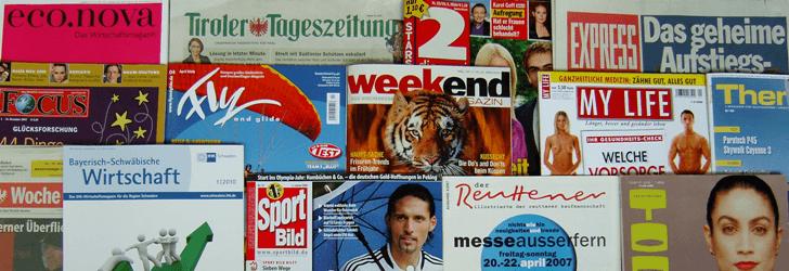 Pressestimmen zu Thomas Schlechter