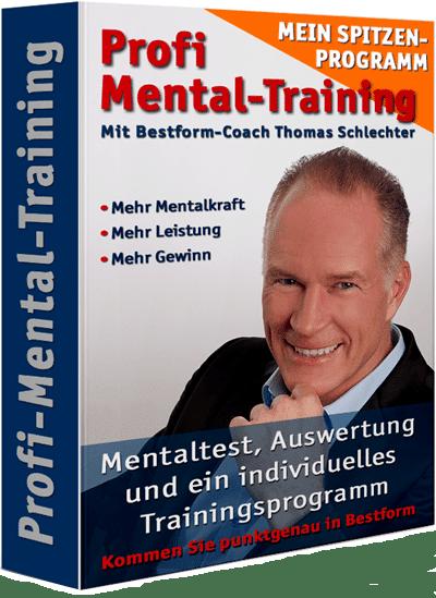 Das Profi-Mentaltraining von Thomas Schlechter
