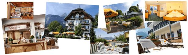 Seminarhotel Sonnenspitze - Zugspitz-Gipfelmotivation