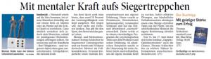Thomas Schlechter in der Tiroler Tageszeitung 05/2012