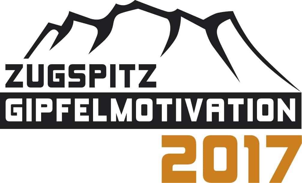 Zugspitz-Gipfelmotivation