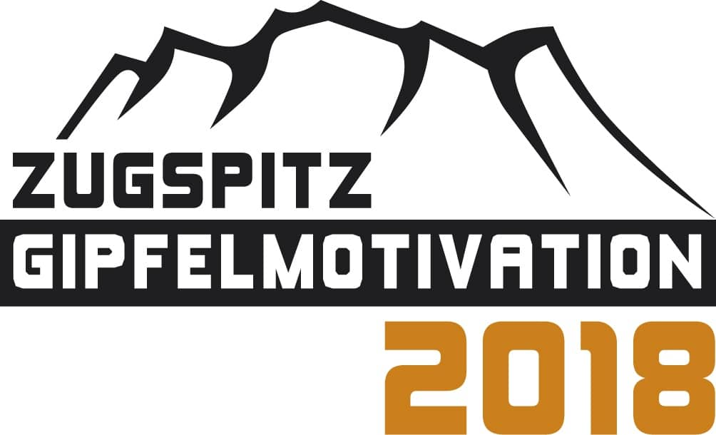 Zugspitz-Gipfelmotivation