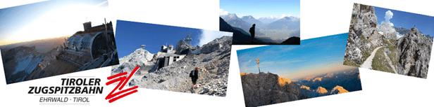 Das ist Zugspitze - Zugspitz-Gipfelmotivation