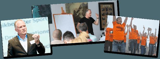 Seminare mit Thomas Schlechter