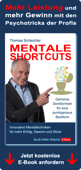 Kostenloses EBook Mentale Shortcuts von Thomas Schlechter