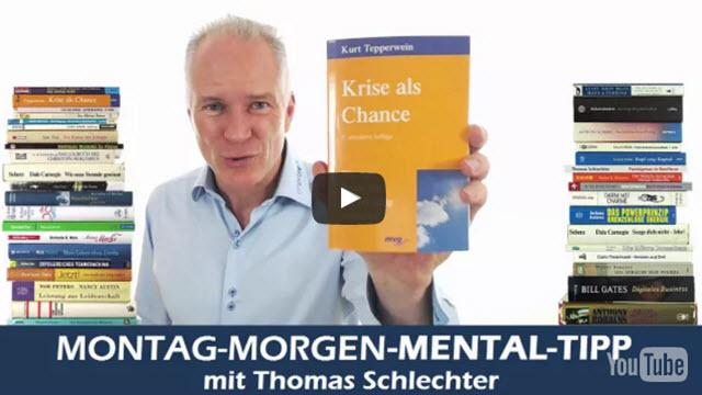 Krise als Chance von Kurt Tepperwein