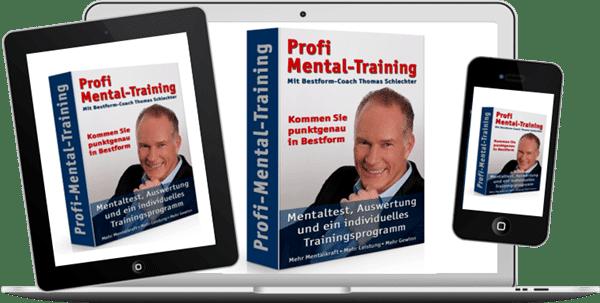 Profi-Mentaltraining online für Ihre Bestform