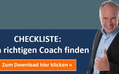 So finden Sie Ihren Coach mit Leichtigkeit