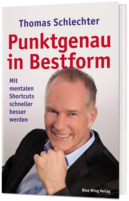 Buch Punktgenau in Bestform von Thomas Schlechter