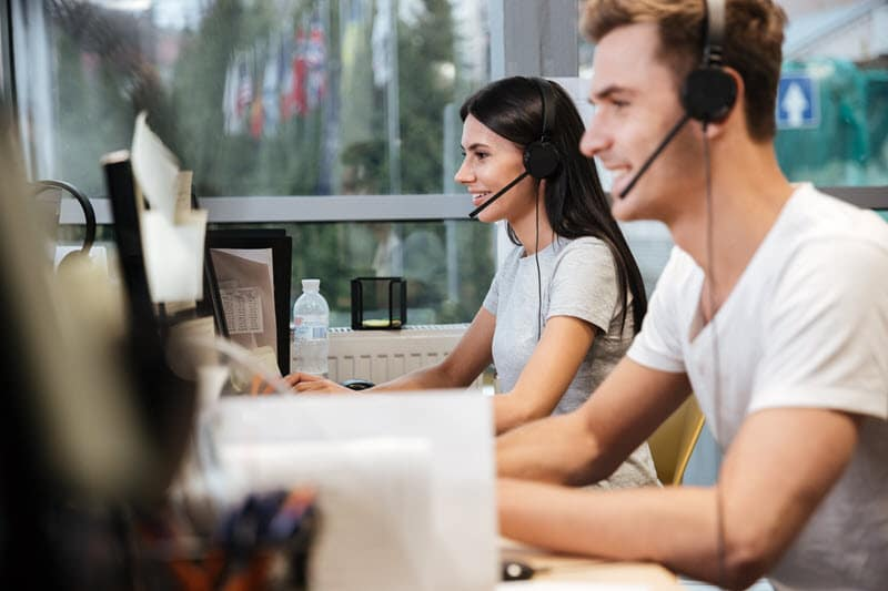 Mentalcoaching für Call-Center-Agents