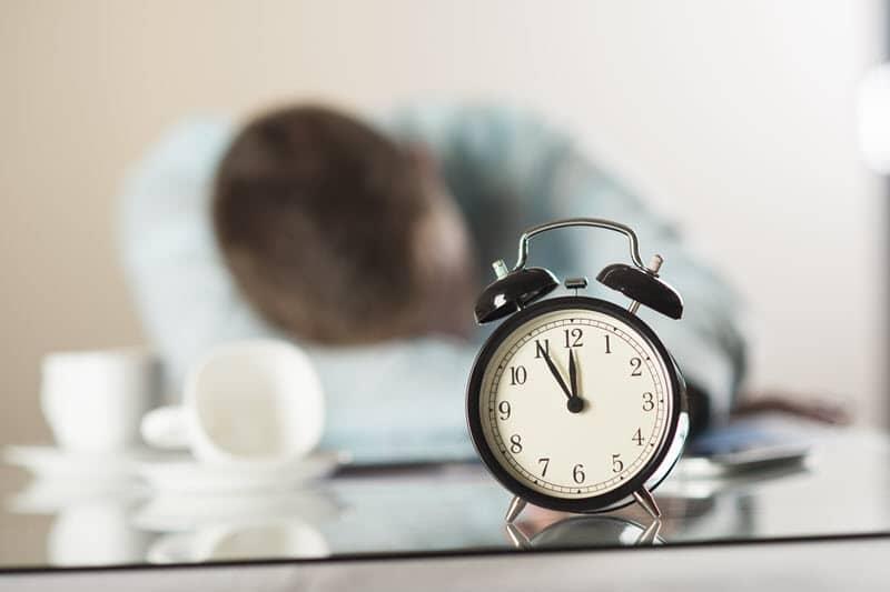 Schädliche Strategien gegen Stress