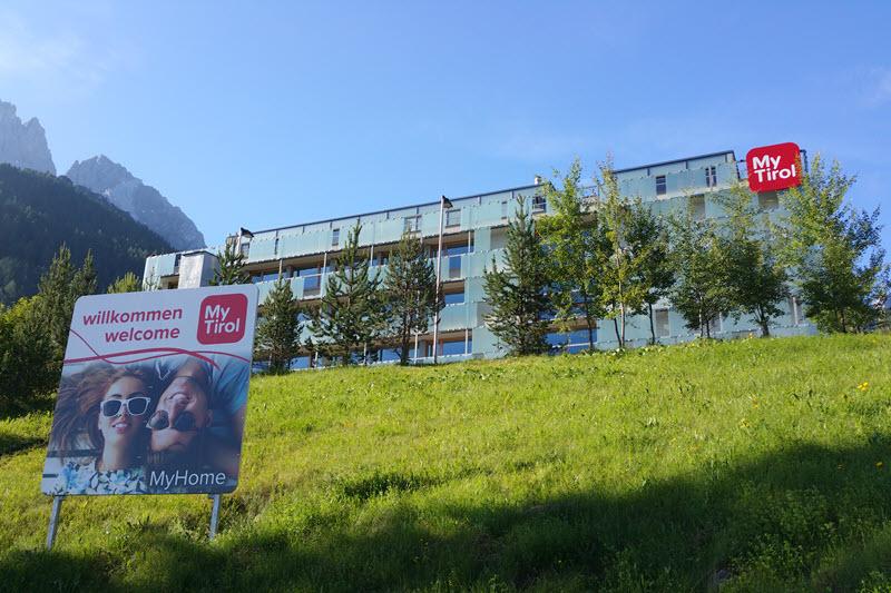 Hotel MyTirol - Zugspitz-Gipfelmotivation