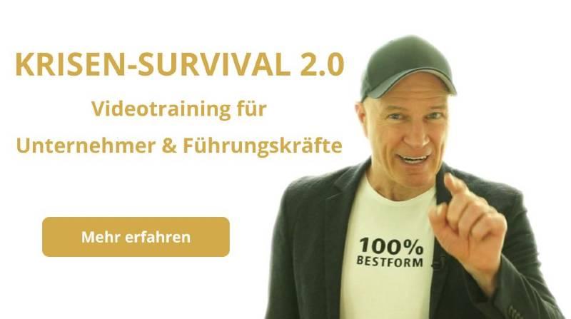 Krisen-Survival 2.0 Videokurs von Thomas Schlechter