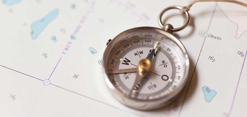 Krisen-Kompass  Wie du dich sicher durch schwere Zeiten navigierst