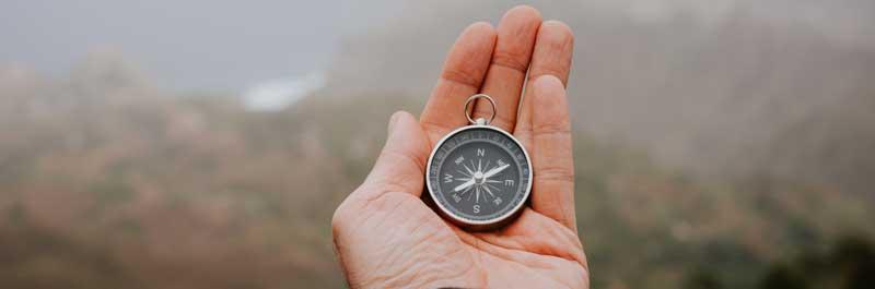 Mit dem Krisen-Kompass kannst du Krisen schnell und sicher bewältigen